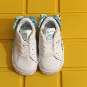 Toddler Girls Puma Shoes